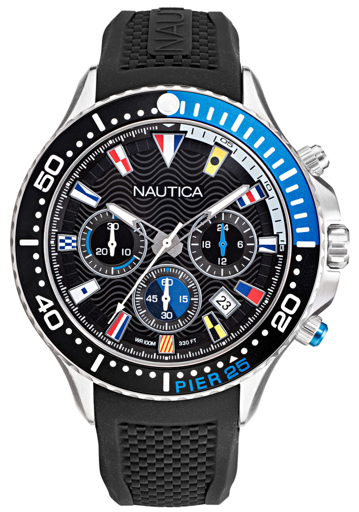 Nautica NAPP25F09 - zegarek męski