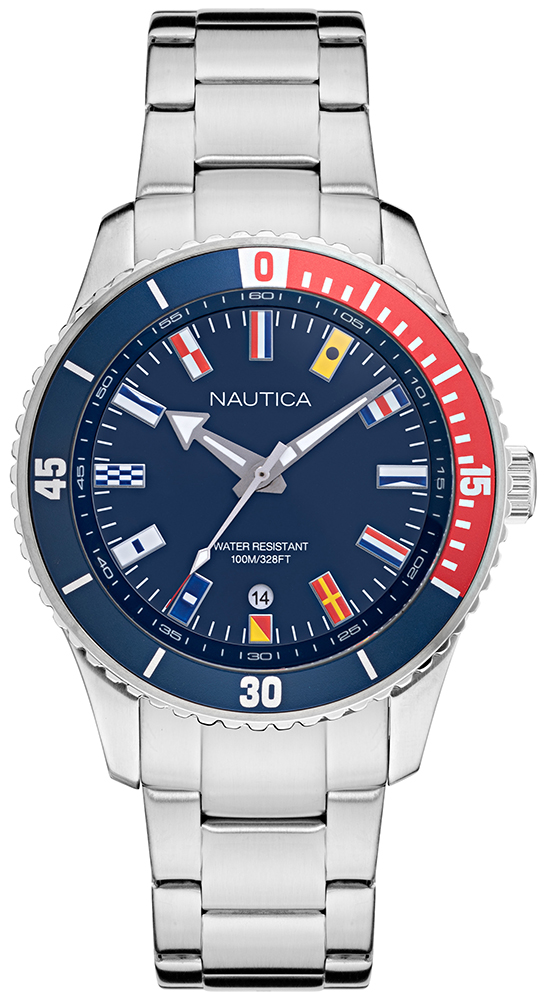 Nautica NAPPBS022 - zegarek męski