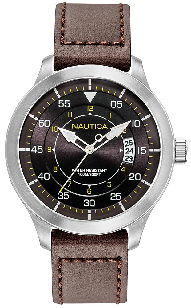 Nautica NAPPLP903 - zegarek męski