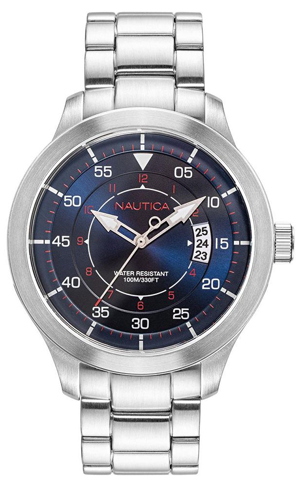 Nautica NAPPLP906 - zegarek męski