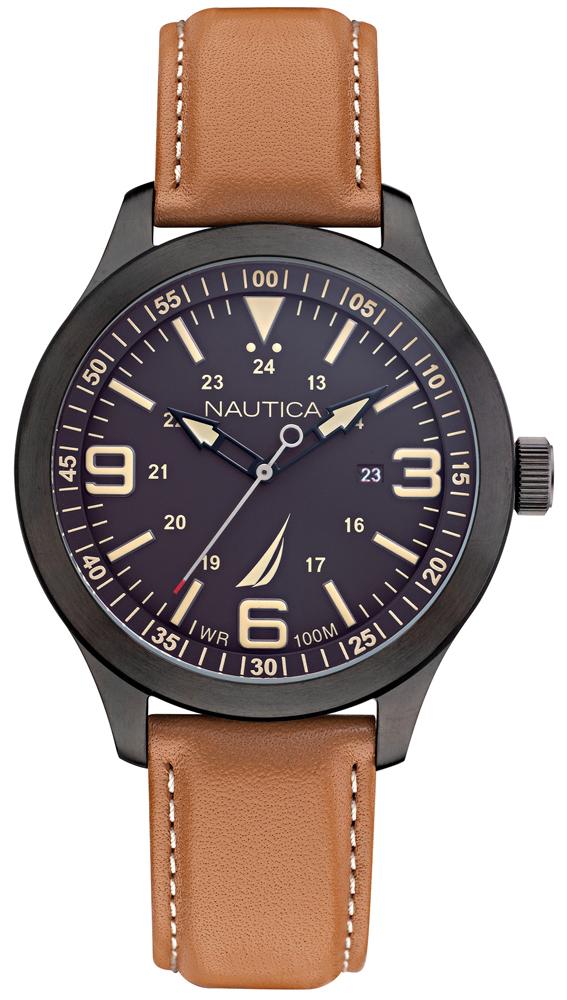 Nautica NAPPLS017 - zegarek męski