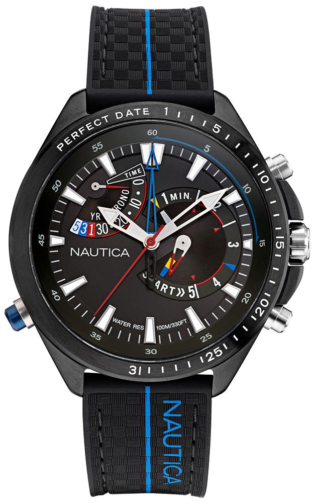 Nautica NAPSWS001 - zegarek męski
