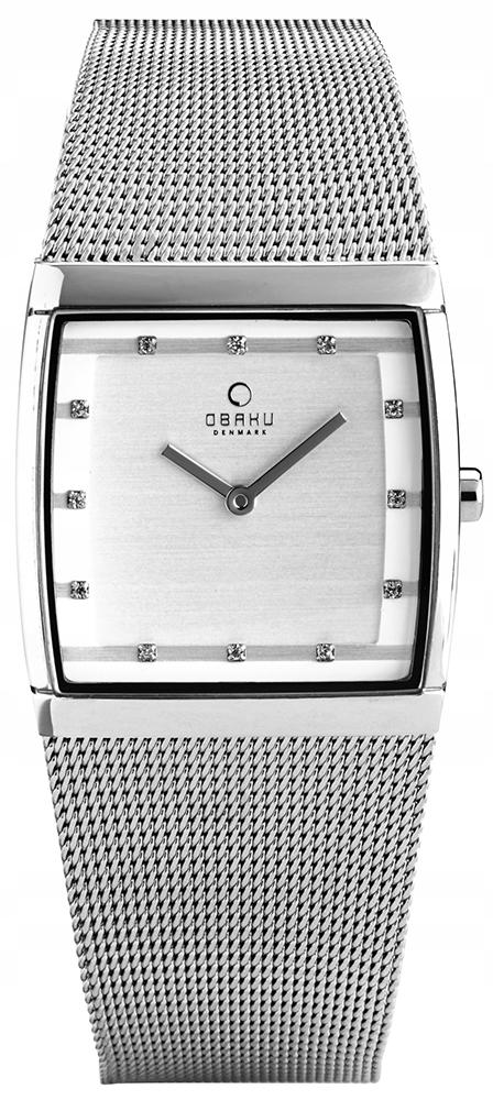 Obaku Denmark V102LCCMC - zegarek damski