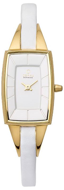 Obaku Denmark V120LGIRW - zegarek damski