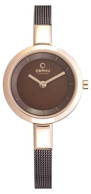 Obaku Denmark V129LVNMN1 - zegarek damski
