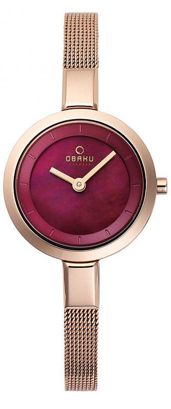 Obaku Denmark V129LVQMV - zegarek damski