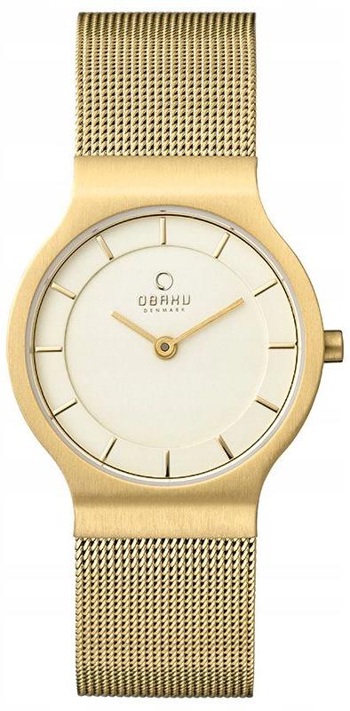Obaku Denmark V133LGGMG1 - zegarek damski