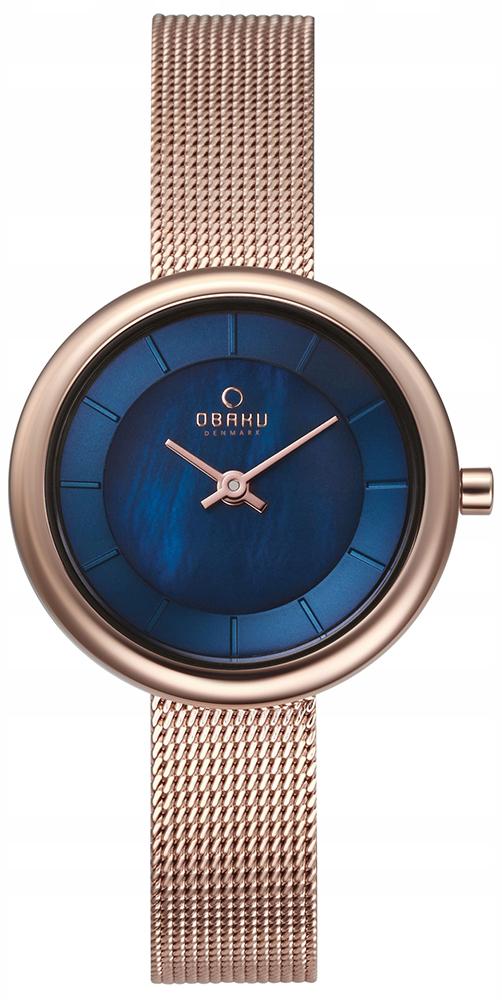 Obaku Denmark V146LVLMV - zegarek damski