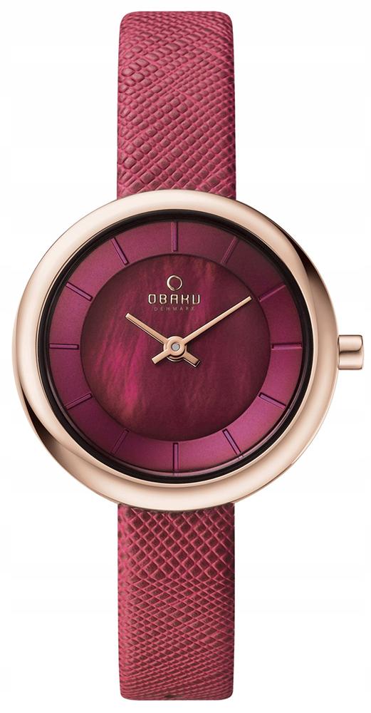 Obaku Denmark V146LVQRD - zegarek damski