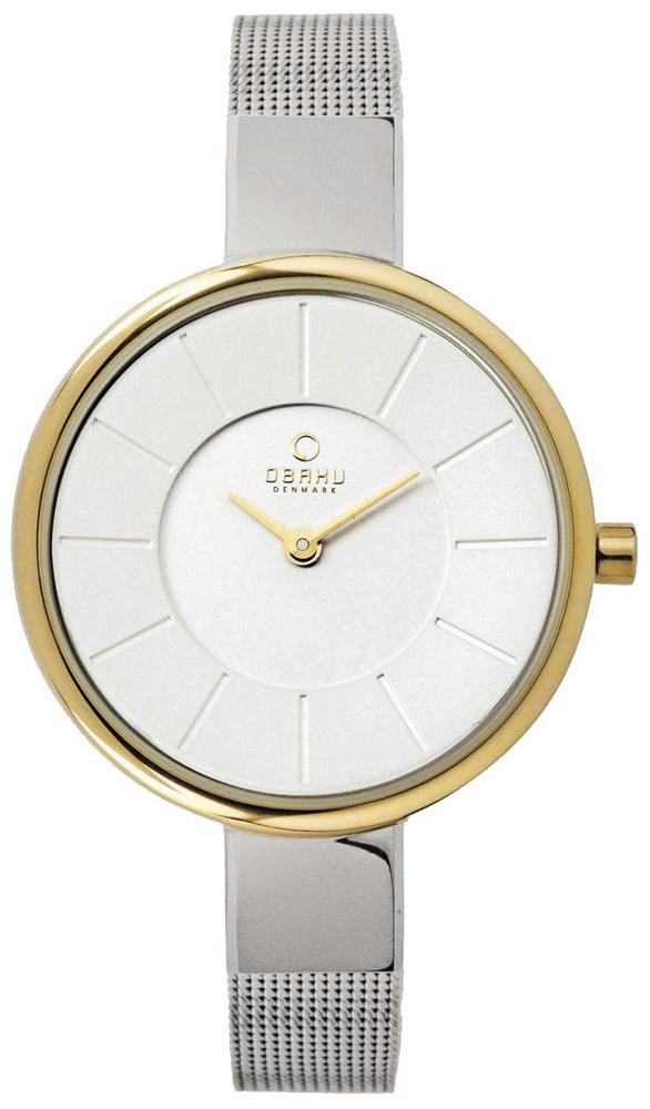 Obaku Denmark V149LAIMC1 - zegarek damski