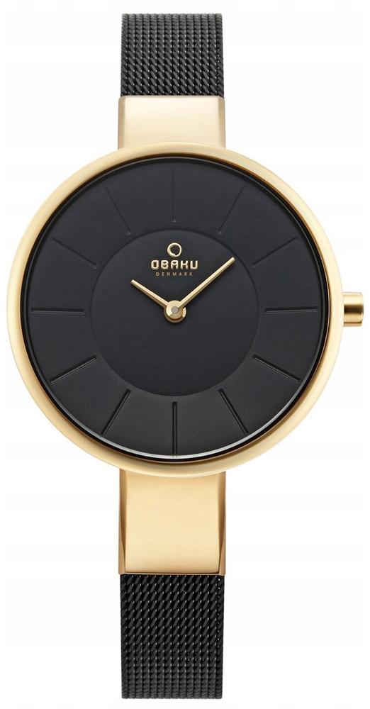 Obaku Denmark V149LGBMB - zegarek damski