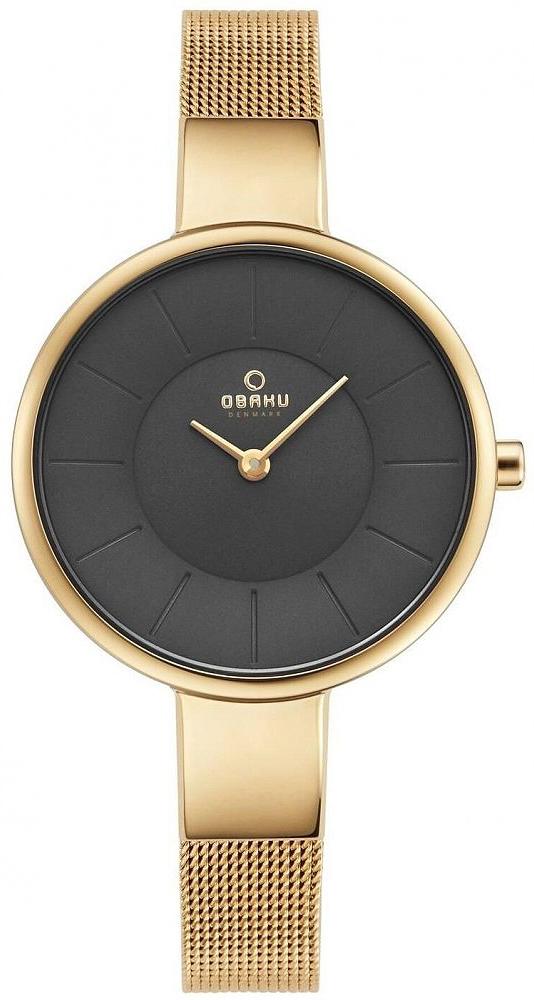Obaku Denmark V149LGJMG - zegarek damski
