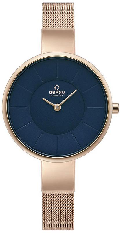 Obaku Denmark V149LVLMV - zegarek damski