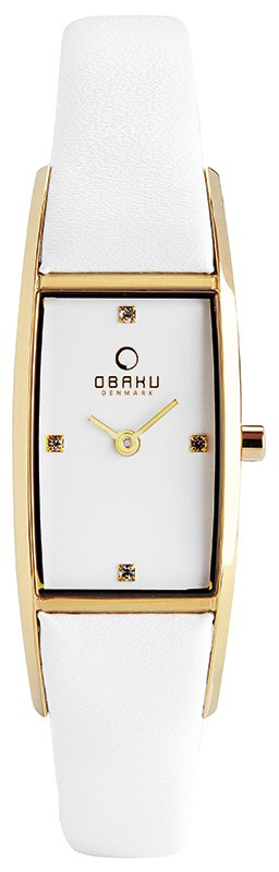 Obaku Denmark V150LGIRW - zegarek damski