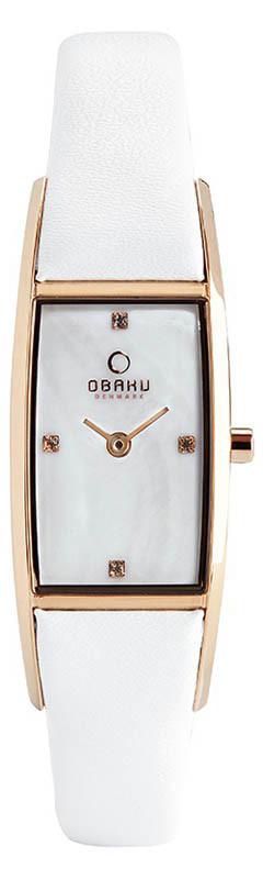 Obaku Denmark V150LVWRW - zegarek damski