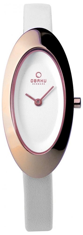 Obaku Denmark V156LVIRW - zegarek damski
