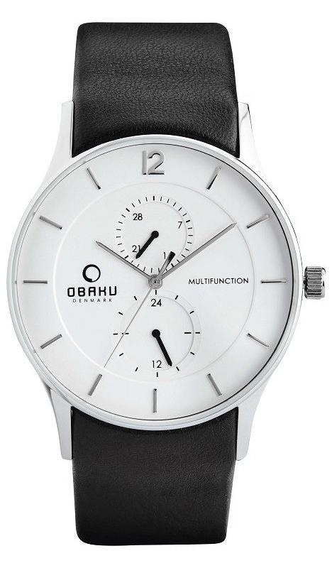 Obaku Denmark V157GMCIRN - zegarek męski