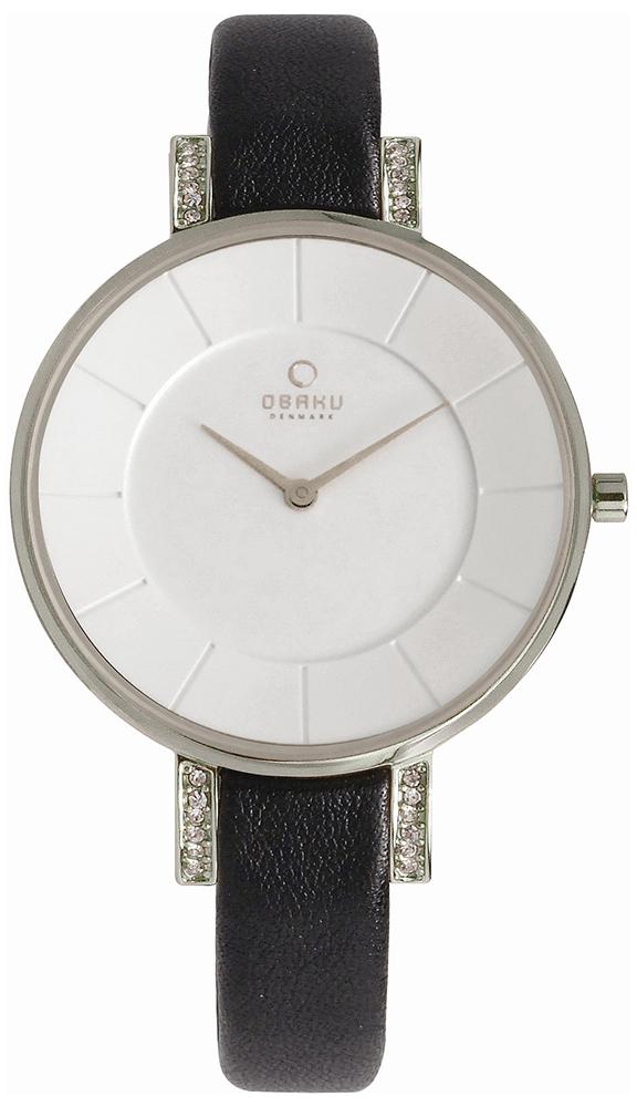 Obaku Denmark V158LECIRB - zegarek damski