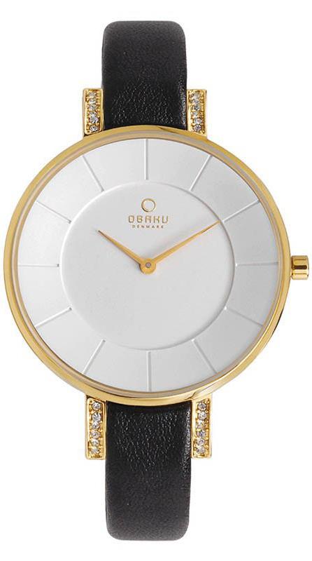 Obaku Denmark V158LEGIRB - zegarek damski
