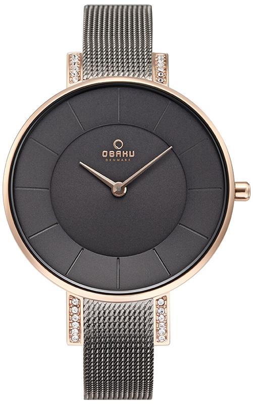 Obaku Denmark V158LEVJMJ - zegarek damski