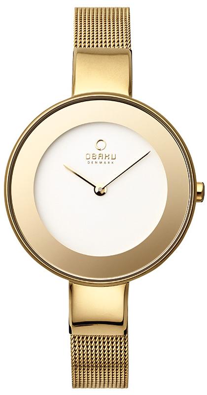Obaku Denmark V167LXGIMG - zegarek damski