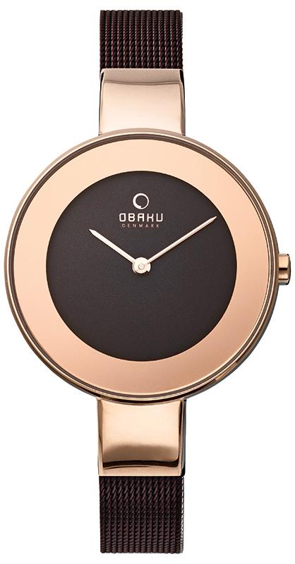Obaku Denmark V167LXVNMN - zegarek damski