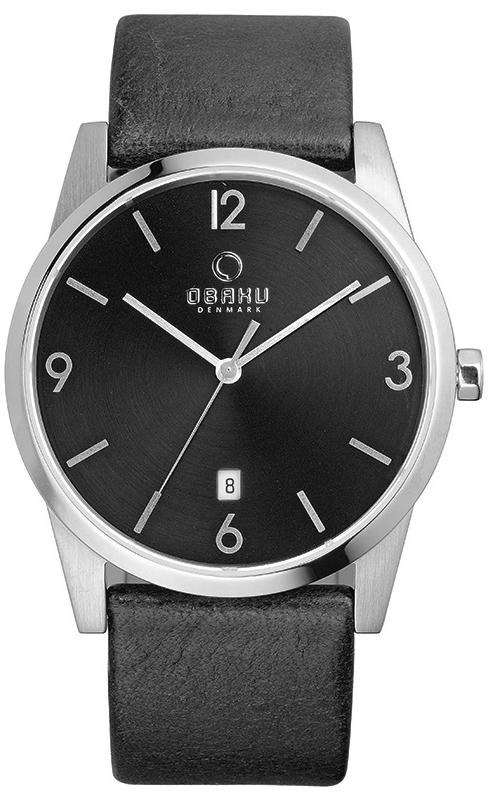 Obaku Denmark V169GDCBRB - zegarek męski
