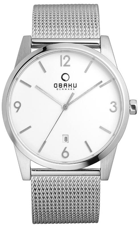 Obaku Denmark V169GDCIMC - zegarek męski