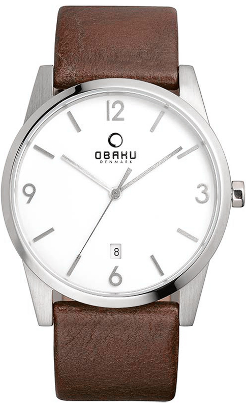Obaku Denmark V169GDCIRN - zegarek męski