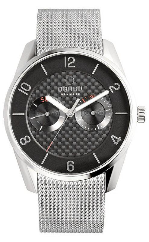 Obaku Denmark V171GMCBMC - zegarek męski