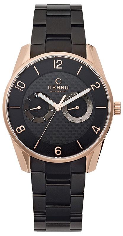 Obaku Denmark V171GMVBSB - zegarek męski