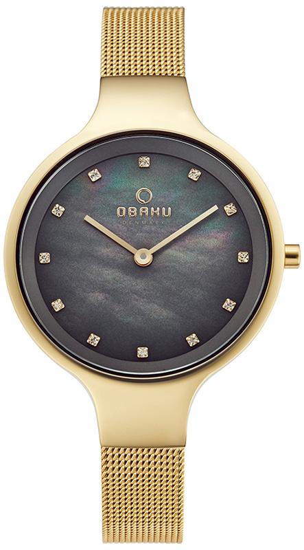 Obaku Denmark V173LXGJMG - zegarek damski