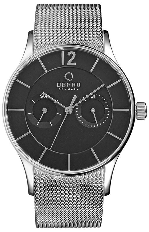 Obaku Denmark V175GMCBMC - zegarek męski