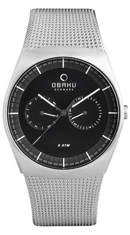 Obaku Denmark V176GMCBMC - zegarek męski