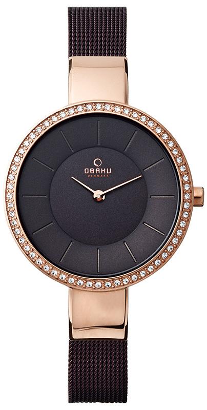 Obaku Denmark V179LEVNMN - zegarek damski