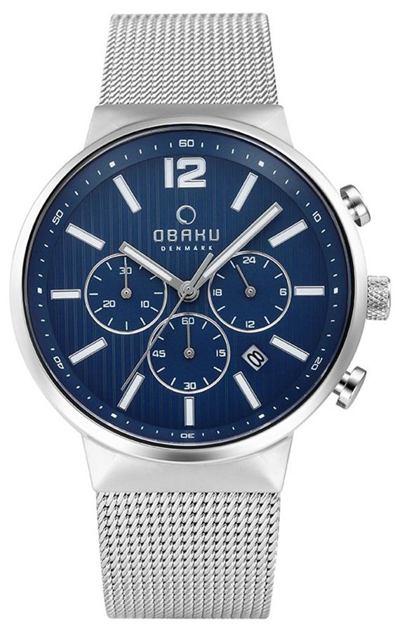 Obaku Denmark V180GCCLMC - zegarek męski