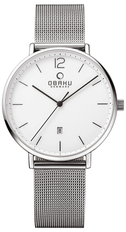 Obaku Denmark V181GDCWMC - zegarek męski