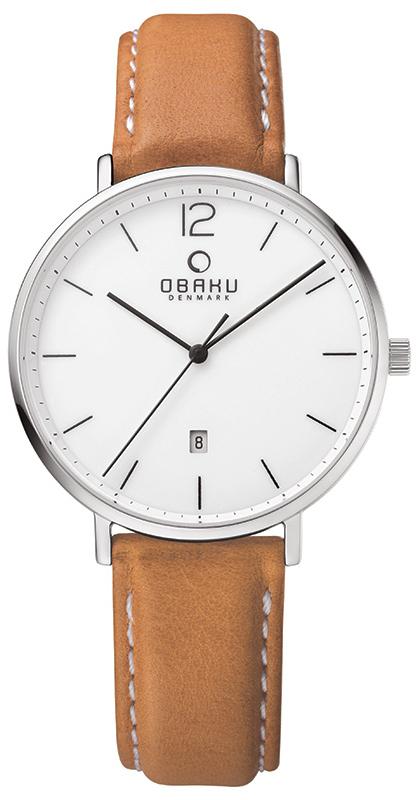 Obaku Denmark V181GDCWRZ - zegarek męski