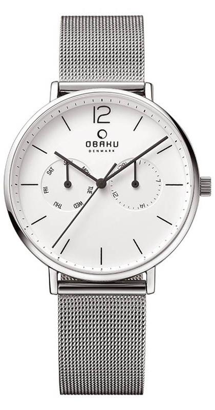 Obaku Denmark V182GMCWMC - zegarek męski