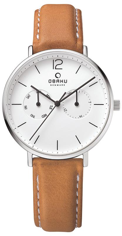 Obaku Denmark V182GMCWRZ - zegarek męski