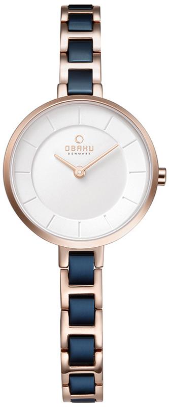 Obaku Denmark V183LXVISL - zegarek damski