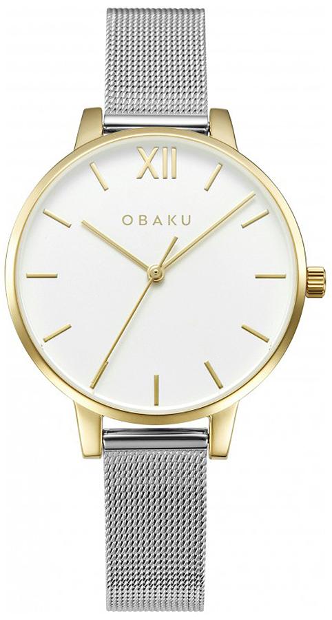 Obaku Denmark V209LXGIMC1 - zegarek damski