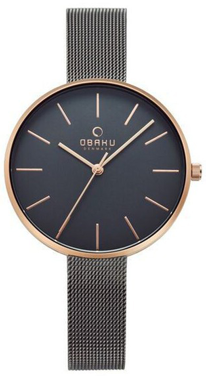 Obaku Denmark V211LXVJMJ - zegarek damski