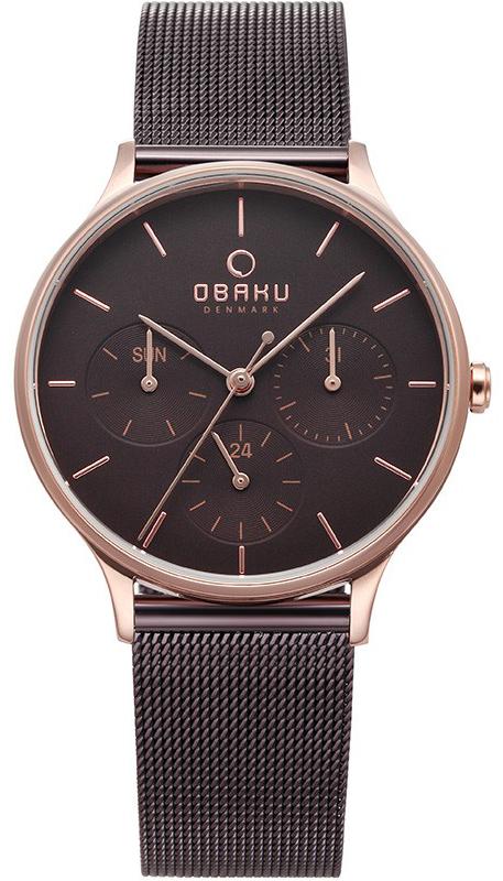 Obaku Denmark V212LMVNMN - zegarek damski