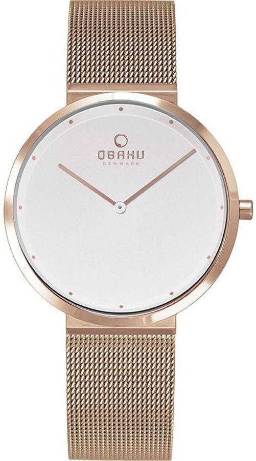 Obaku Denmark V230LXVWMV - zegarek damski