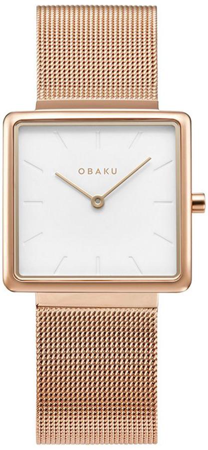 Obaku Denmark V236LXVIMV - zegarek damski