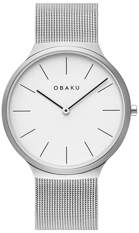 Obaku Denmark V240GXCWMC - zegarek męski