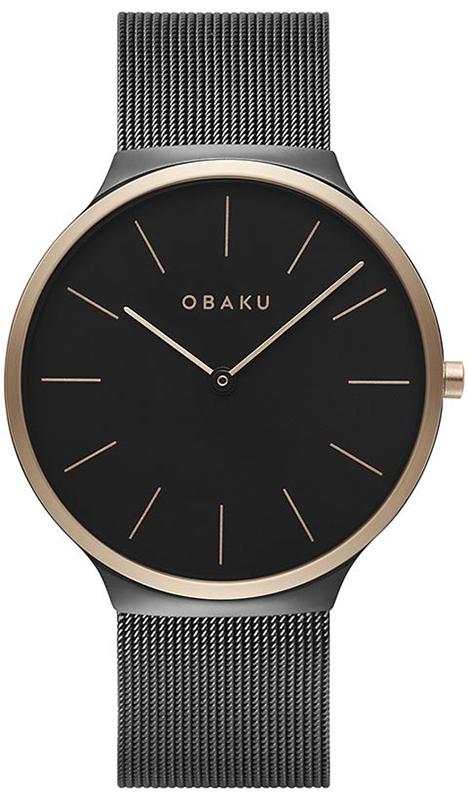 Obaku Denmark V240GXMBMB - zegarek męski