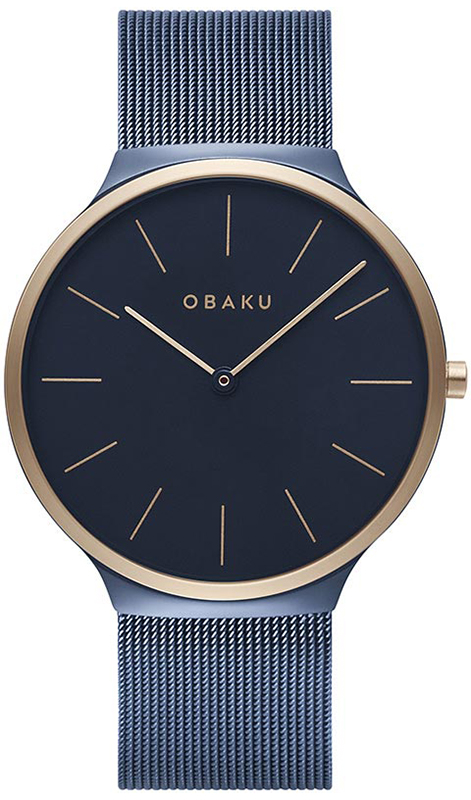 Obaku Denmark V240GXSLML - zegarek męski