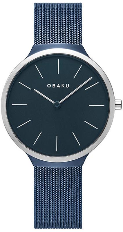 Obaku Denmark V240LXHLML - zegarek damski